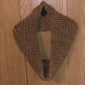 Winter infinity scarves